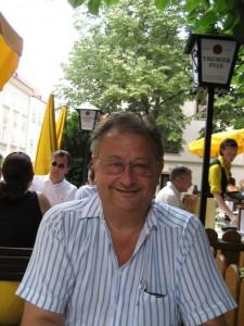 Günther Werner, Obmann Stellvertreter